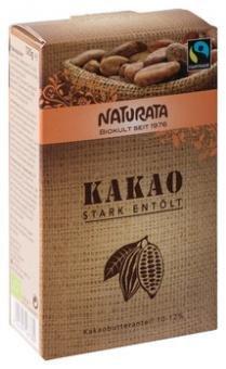 Kakao, stark entölt, 10-12% Fettanteil, 2 x 125 g