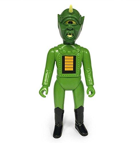 Skullmark Galaxy Commanders Commander Cyclops Sofubi Soft Vinyl Toy Figure