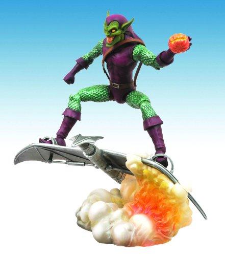 Diamond Select Toys Marvel Select: Green Goblin Action Figure image