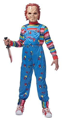 Price comparison product image Chucky Kids Costume - Medium / Large