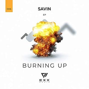 Burning Up - EP