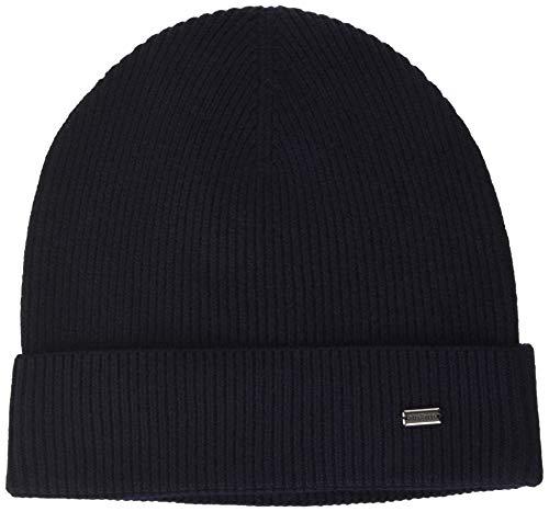 Strellson Premium Larry-cap Cappello Invernale, Blu Scuro 402, One Size Uomo