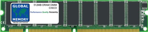 512MB DRAM DIMM MEMORY RAM FOR CISCO 7400 ASR / 7400 VPN ROUTERS (MEM-7400ASR-512MB)