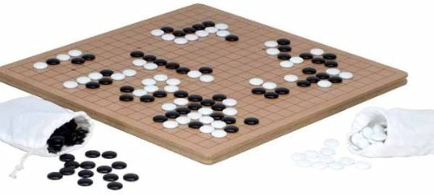 Large Go Game, 18.4 by CHH