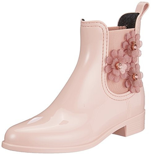 Lemon Jelly Damen Laelia Chelsea Boots, Pink (Baby Rose), 40 EU