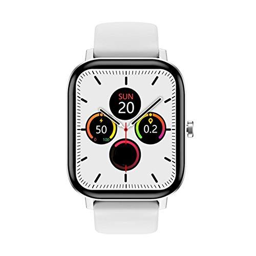 ZGLXZ DT36 Men's Smart Watch 420 * 485 Bluetooth Llamada 1.75 Pulgadas Monitor De Ritmo Cardíaco Tracker Fitness Sports Women Support Android iOS,A