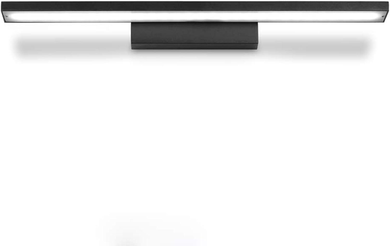 Xiao Mi Guo Ji Bad Eitelkeit Lichter-hochwertige acryl maske LED 12 Watt Bad Wandleuchten Beleuchtung Moderne Spiegelfrontleuchte Bad Innenwandbeleuchtung Kristallspiegelfront 4 Gren Spiegelscheinwe