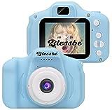 BLESSBE Kids Digital Camera, Web Camera for Computer Child Video Recorder Camera Full HD 1080P Handy...
