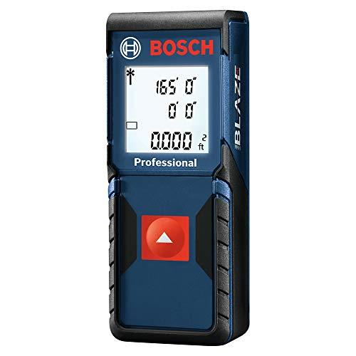 Bosch Blaze One Laser Distance Measure, 165-Feet GLM165-10