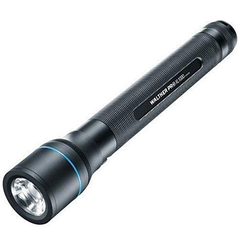 Walther Uni Taschenlampe PRO Stablampen XL1000 max 1070 Lumen, mehrfarbig, 325mm