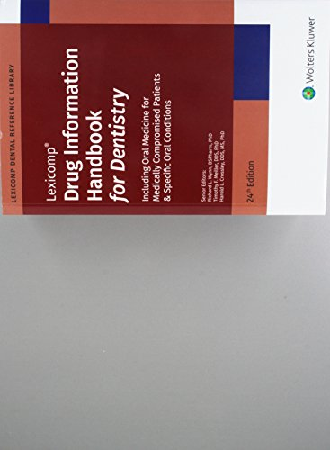 Download Drug Information Handbook for Dentistry 1591953723