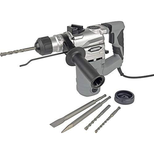 Brüder Mannesmann Werkzeuge Bohr- und Meißelhammer mit SDS Aufnahme 900 W, M12591