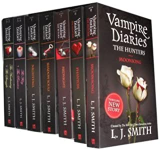 Vampire Diaries Collection, Books 1-10, 8 Books, RRP £55.92 (The Awakening; The Struggle: The Fury; The Reunion; The Return: Nightfall; The Return: Shadow Souls; The Return: Midnight; The Hunters: Phantom & the hunters Moonsong) (Vampire Diaries series collection set)