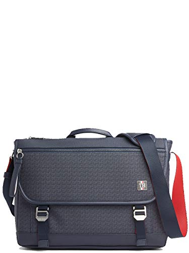 Tommy Hilfiger AM0AM05591 CANVAS MESSENGER BANDOLERA Hombre