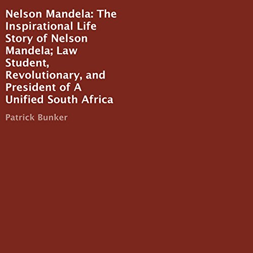 Nelson Mandela: The Inspirational Life Story audiobook cover art