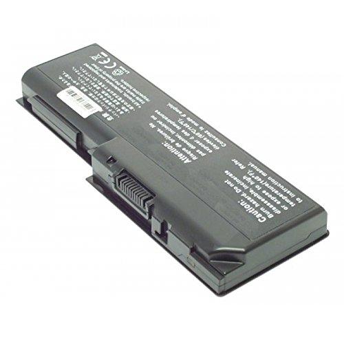 MTXtec Batterie, LiIon, 10.8V, 6600mAh, Noir pour Toshiba Satellite L350-20D