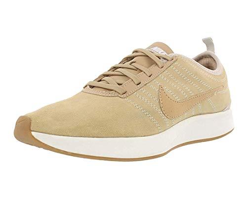 Nike W Dualtone Racer Se, Zapatillas de Trail Running Mujer, Beige (Mushroom/Mushroom/Summit White 200), 38 EU