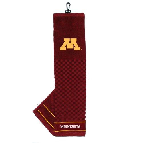 Team Golf NCAA Minnesota Embroidered Towel