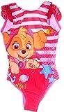 Badeanzug Baby Paw Patrol Rosa Bademode Bikini Kinder Badenzug (92/98-3J)