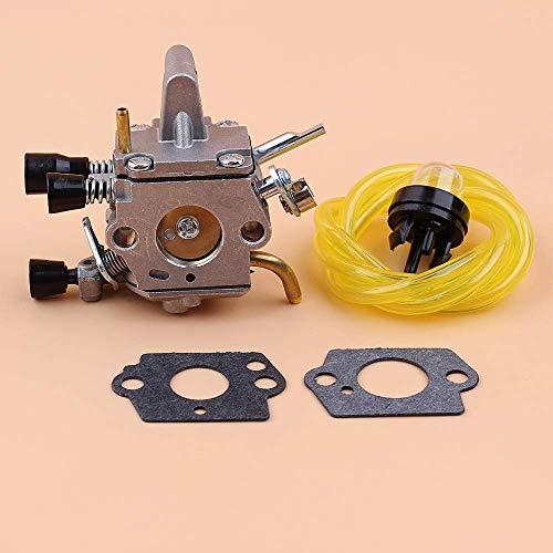 BLTR Carburador carburador Manguera de Combustible Primer Kit de Bombillas en Forma for STIHL FS250 FS300 FS350 FS120 FS200 FS020 FS202 R Trimmer Weedeater Desbrozadora De Confianza