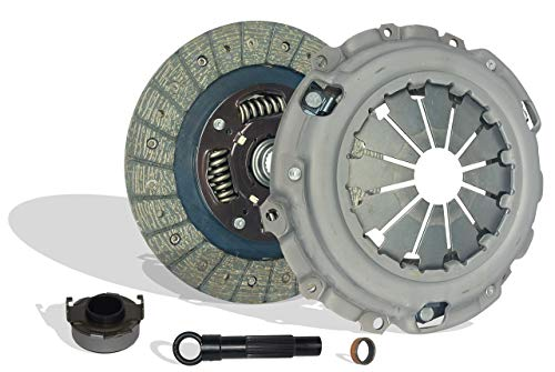 Clutch Kit compatible with Civic Dx Gx Lx Ex Hf Touring Ex-L Dx-G Sport Lxs 2006-2014 1.8L l4 GAS SOHC Naturally Aspirated (08-046)