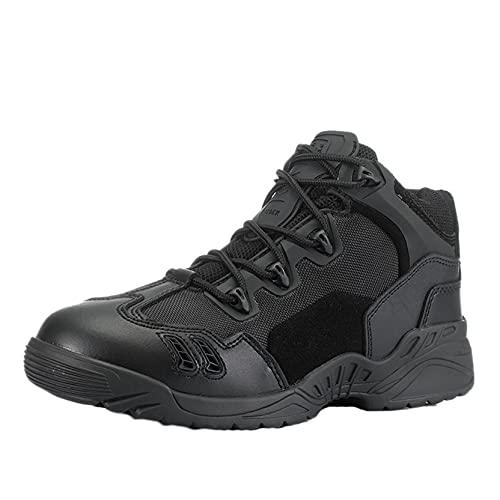 Stivali da uomo Desert Boots Lace Up Antivento Autunno Inverno Outdoor Training Shoes Walking Anki-Slip Comfort Casual Stivali da trekking alla caviglia