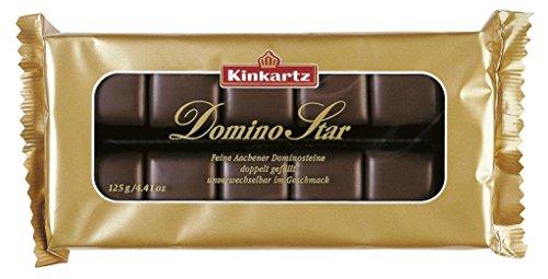 Kinkartz Dominos Zartbitter, 20er Pack (20 x 125 g)