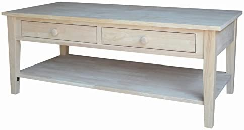 Best International Concepts Spencer Coffee Table