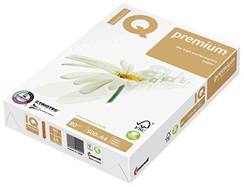 5 PG Mondi 88055603 IQ TRIOTEC® premium Größe A4 Gewicht 80 g/qm