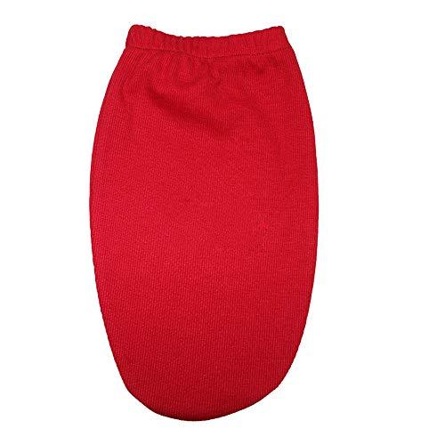 HSDCK Gypsum Sokken, Gips voet Covers, Adult Plus Meststof Losse, Katoen Ademend, Geschikt voor Been Zwelling en Pleisterwerk (1PC)