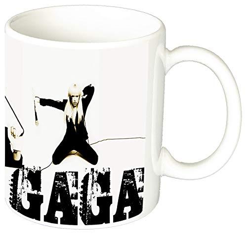 Lady Gaga A Taza Ceramica