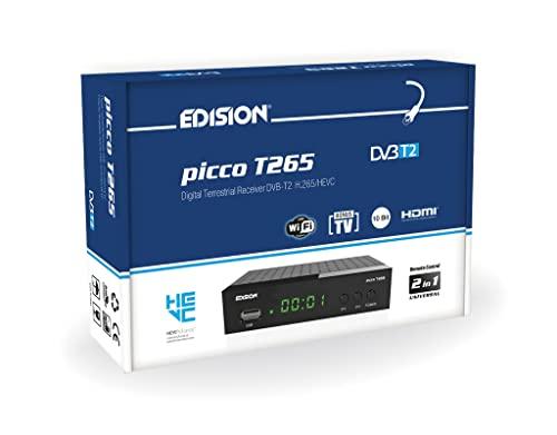 Edision -   Picco T265 Full Hd