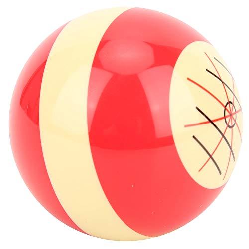 Alomejor1 Billard Spot Spielball Pro Cup Billard Pool Snooker Trainingsübung Billard Trainingsbälle Cueball