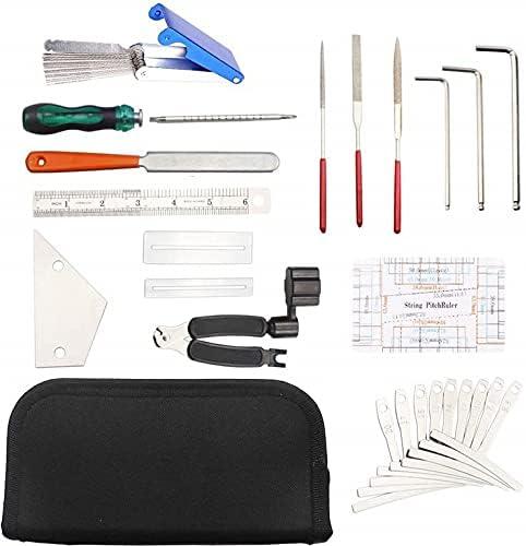 CNmuca Guitar Tool Kit Repair Maintenance Max 61% OFF Tools Chain Organizer Finally popular brand