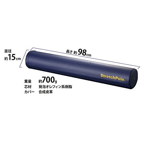 LPNストレッチポール(R)EXネイビー0001