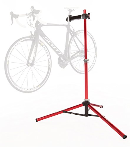 Feedback Sports Pro-Ultralight Repair Stand (Red)