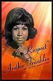 1art1 Aretha Franklin Poster und Kunststoff-Rahmen -
