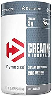 Dymatize Micronized Creatine, 1kg