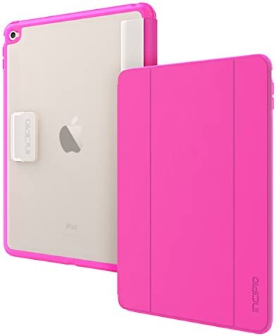 new arrival Incipio lowest iPad online Air 2 Case, Octane [Bumper Case] for iPad Air 2-Frost Neon Pink outlet sale