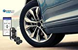 FOBO Tire 2 Smart All Bluetooth TPMS Pressure Monitoring System Black Android...
