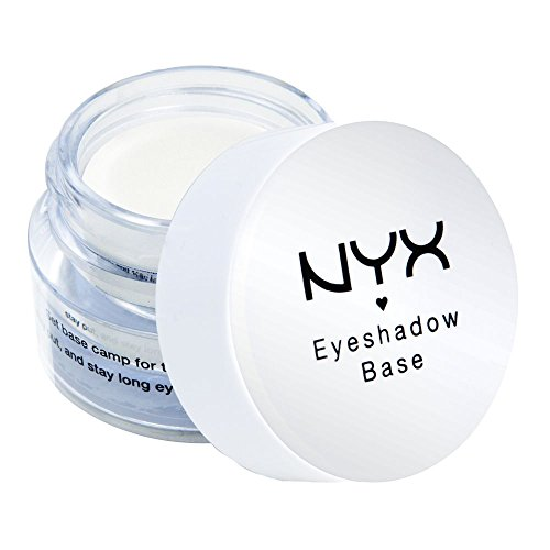 NYX PROFESSIONAL MAKEUP Eyeshadow Base Primer, White