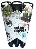 Solar Dripper - Sistema de riego por goteo, 3 unidades