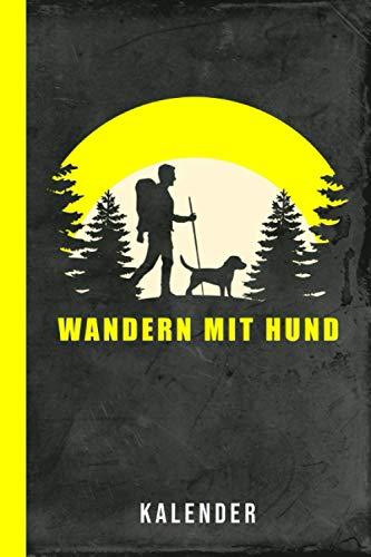 Kalender Wandern Mit Hund: 2021 Hundewandern Wanderungen Mit Hund*