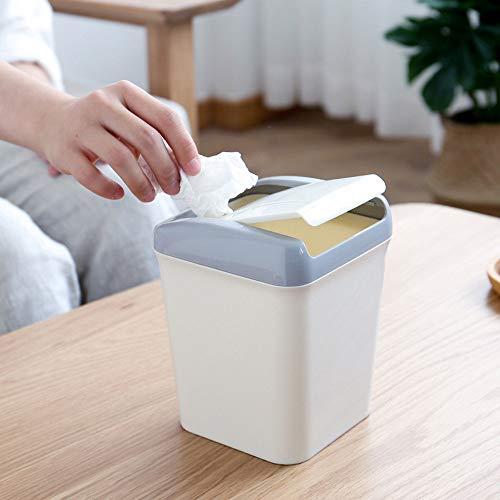 Gaddrt - Mini papelera creativa y prctica para cocina o sala de estar