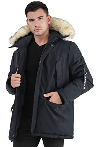 Expedition Parka Men, Molemsx Wi...