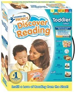 Hooked on Phonics: Discover Reading - Toddler Edition