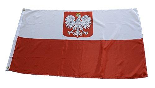 Flagge Polen Fahne 150x90cm