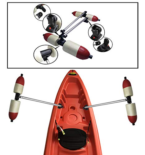Pactrade Marine Boat Kayak Canoe PVC Outrigger Arms...