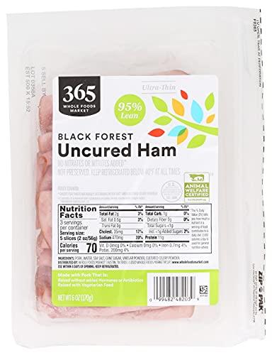Sliced Ham - Szynka