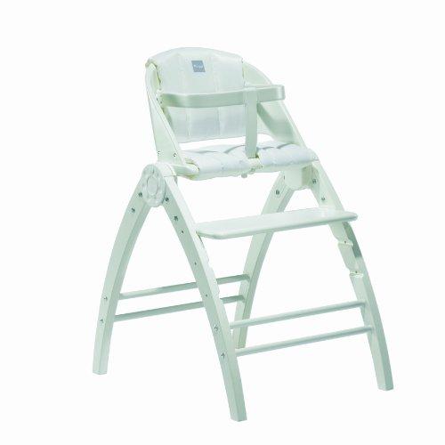 Baby Dan 2653-04-01-85 Angel Hochstuhl - inklusive Bügel und Sitzverkleiner, weiß